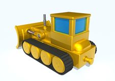 Free BULLDOZER Royalty Free Stock Image - 17808426