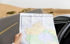 Free Navigating The Roads Stock Photography - 17808892