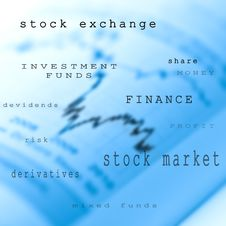 Free Stock Market Stock Image - 17809331