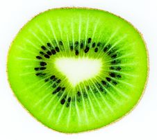 Free Kiwi Slices Royalty Free Stock Image - 17809536