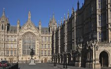 Free Westminster Palace Stock Image - 17809981