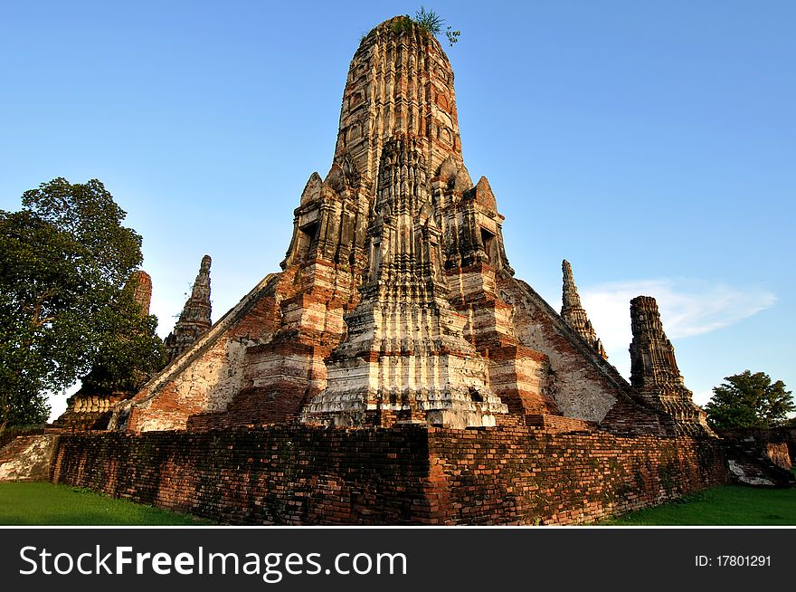 Ruin Temple