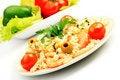Free Pasta Dish Stock Photography - 17817152