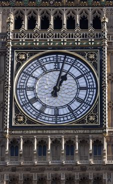 Free Big Ben Royalty Free Stock Photo - 17810095