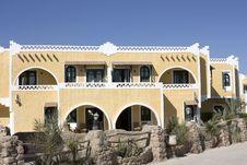 Free Egyptian   Hotel Stock Photography - 17810652