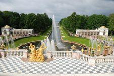 Free St. Petersburg Royalty Free Stock Photo - 17810765
