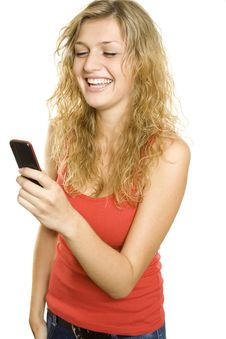 Free Reading Sms Stock Images - 17812204