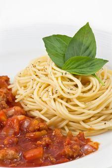 Free Spaghetti Royalty Free Stock Photo - 17812645