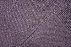 Knitted Wool Texture Royalty Free Stock Images
