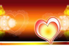 Valentine S Background Stock Photo