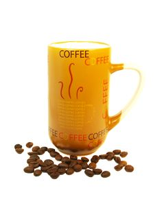 Free Cup Of Coffee Royalty Free Stock Photography - 17813577