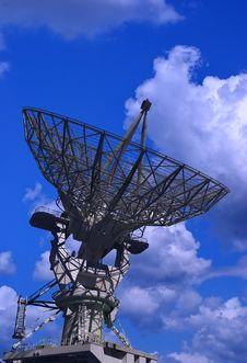 The Radar Royalty Free Stock Image