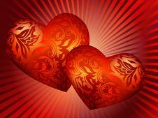 Free Hearts Stock Photo - 17814730