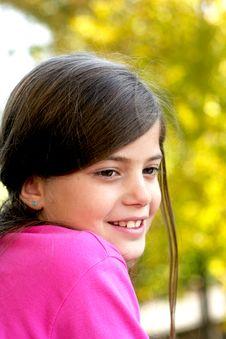 Free Portrait Of Girl Stock Photos - 17816593