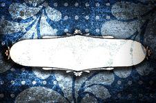 Free Grunge Frame Background. Royalty Free Stock Images - 17816599