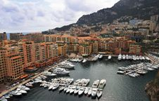 Free Monaco Stock Photography - 17816912