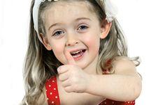 Free Girl S Portrait Stock Photography - 17817432