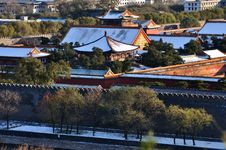 Free Beijing Forbidden City,China Royalty Free Stock Photography - 17818577