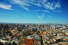 Free City Valencia Royalty Free Stock Photo - 17818695