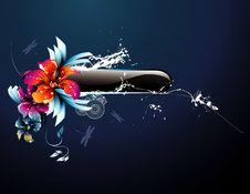 Free Flower Illustration Stock Image - 17818831