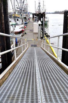 Free Aluminium Pier Stock Images - 17819784