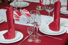 Free Tableware. Royalty Free Stock Image - 17819966