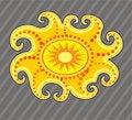 Free Sun Symbol Royalty Free Stock Photography - 17827607