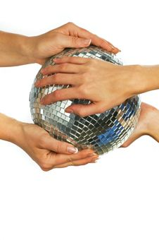 Free Mirror Ball Stock Photos - 17821483