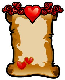 Free Frame  St. Valentine Day Stock Photos - 17821563