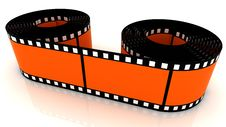 Free Film Strip Royalty Free Stock Image - 17821696