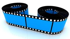 Free Film Strip Stock Photography - 17821752