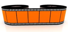 Free Film Strip Royalty Free Stock Image - 17821996