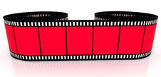 Free Film Strip Royalty Free Stock Photo - 17822235