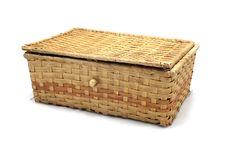 Free Old Fashioned Wood Crate Stock Photo - 17822260