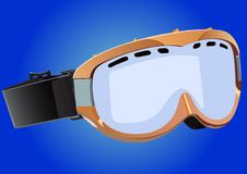 Free Ski Goggles Stock Photography - 17822352