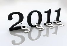 Free New Year Royalty Free Stock Image - 17823096