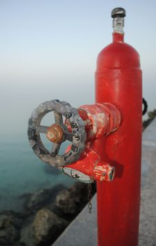 Free Fire Hydrant Stock Image - 17823281