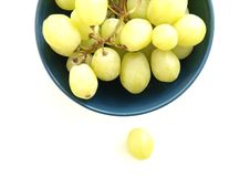 Free Table Grapes Royalty Free Stock Photo - 17823425