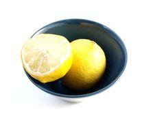 Free Lemon Royalty Free Stock Photo - 17823435