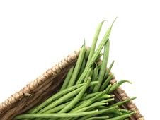 Free Green Beans Royalty Free Stock Photos - 17823448
