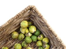 Free Brussels Sprout Royalty Free Stock Images - 17823489