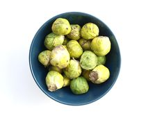 Free Brussels Sprout Stock Image - 17823491