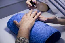 Free Nail Care Beauty Royalty Free Stock Image - 17823766