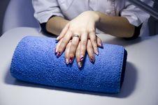 Free Nail Care Beauty Stock Photo - 17823900