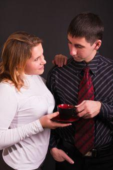 Free Business Couple Stock Image - 17823981