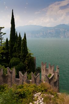 Free Lake Garda Stock Images - 17826424