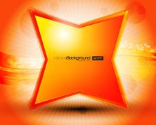 Free EPS10 Colorful Tetragon Vector Design Stock Image - 17826701