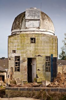 Free Observatory Royalty Free Stock Image - 17827426