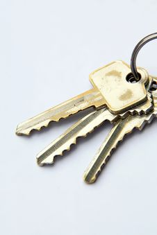 Free Keys Stock Images - 17827484