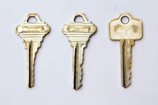 Free Keys Stock Image - 17827501